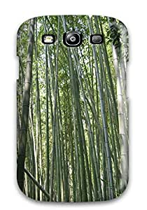 WWBXBUj9384WNwoB Bamboo Awesome High Quality Galaxy S3 Case Skin