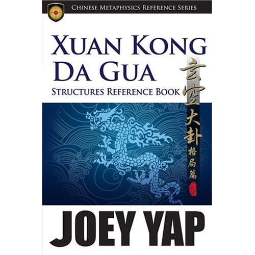 Xuan Kong Da Gua Structures Reference Book by JY Books Sdn Bhd