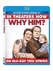 Why Him? (BD+DVD+DHD) [Blu-ray]