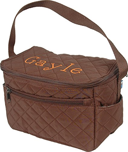Personalized Chocolate Tote Bag - 1