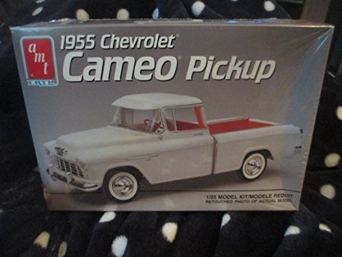 AMT 1955 Chevrolet Cameo Pickup Model by AMT