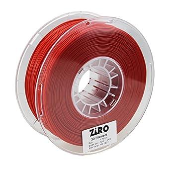 Amazon.com: Ziro Impresora 3d filamento pla 1.75 baisc Color ...