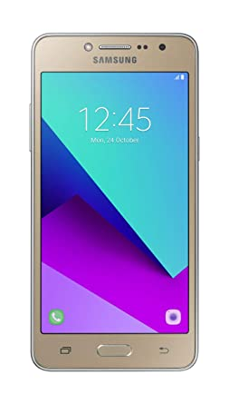 "Samsung Grand Prime Plus G532F/DS 8GB Gold, Dual Sim, 5 0"", 8 0 MP, GSM  Unlocked International Model, No Warranty"