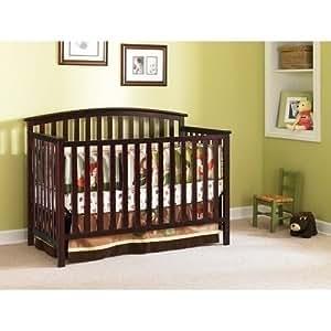 Amazon.com : Graco Freeport Convertible Crib, Classic ...