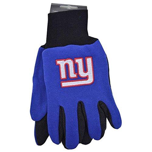 遡る決定的データベースMcArthur(マッカーサー) NFL ジャイアンツ 手袋Sports Utility グローブ (ブルー) - [並行輸入品]