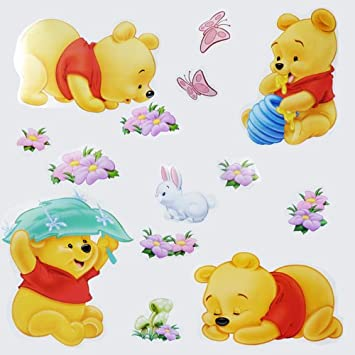 Winnie The Pooh Wall Stickers Part 85