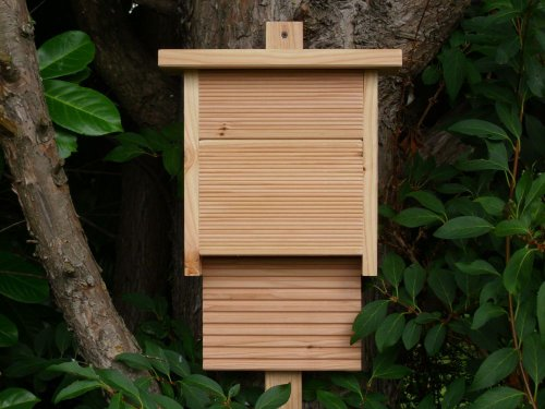Fledermauskasten aus Douglasienholz Größe L, Fledermaushöhle