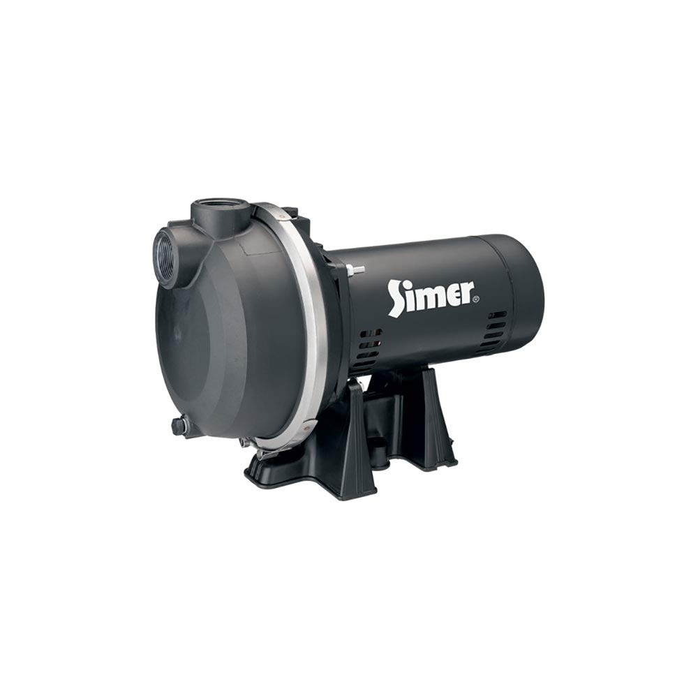Simer 3420P 2 HP Spinkler System Pump by Simer (Image #1)