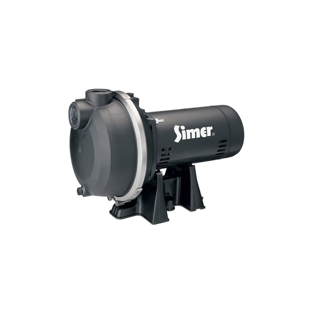 Simer 3420P 2 HP Spinkler System Pump