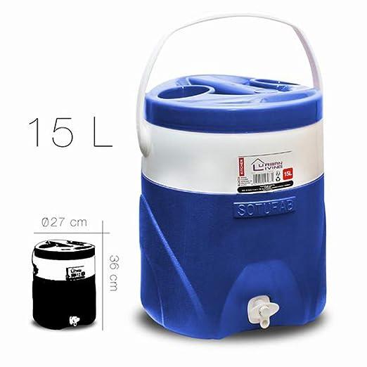 LEMON TREE SL Nevera con Grifo para Bebidas 15 litros Refrigerados ...