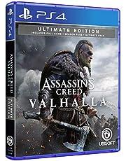 Assassins Creed Valhalla - Ultimate Edition - PlayStation 4