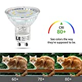 LE GU10 LED Light Bulbs, 50W Halogen