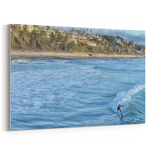Westlake Art - Mountain Outdoor - 12x18 Canvas Print Wall Art - Canvas Stretched Gallery Wrap Modern Picture Photography Artwork - Ready to Hang 12x18 Inch (AFAA-800F6)