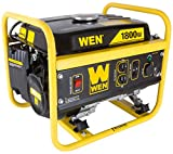 quiet gas generator - WEN 56180 1800-Watt Portable Power Generator, CARB Compliant