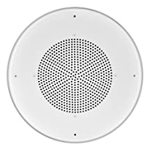 OSD Audio C1070V 8-Inch In-Ceiling 70V Commercial Speaker (White,1)