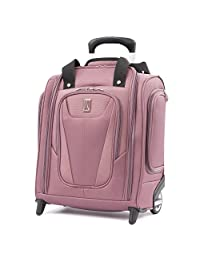 Travelpro Maxlite 5 Rolling Under Seat Bag, Dusty Rose, One Size (Model:401177707)