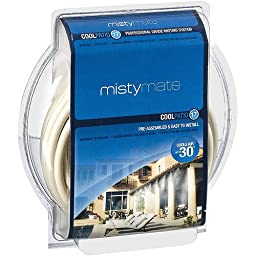 MistyMate Professional Grade Cool Patio 17 Nozzles 32 Ft.