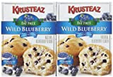 Krusteaz Wild Blueberry Muffin Mix 17.5oz (Pack of 2)