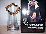 CHICAGO WHITE SOX 2005 WORLD SERIES CHAMPIONSHIP REPLICA TROPHY NEW IN BOX