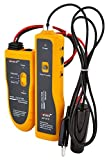 Noyafa NF-816-D Underground Wire Locator & Break Finder for Pet Fence Wires, Electrical Wire, Cat Coax, Telephone Drops