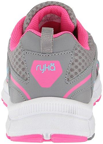 Ryka Donna Hailee Cross Trainer Grigio / Rosa / Blu