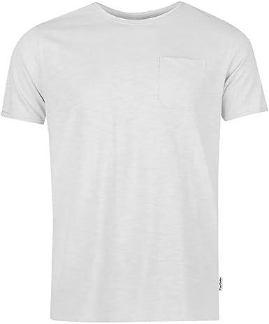 Pierre Cardin Hombre Camiseta Esencial Ajuste Clásico Cuello Redondo: Amazon.es: Ropa y accesorios