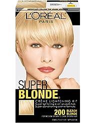 L'Oréal Paris Super Blonde Créme Lightening Kit, 200...