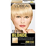 Best Hair Highlight Kits - L'Oreal Paris Super Blonde Crme Lightening Kit, 200 Review