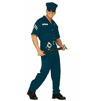 Toys 8ovnn0wm Hommes Police Costume Us Net Flic Policier De rxBoCedW
