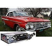 1961-1962 Chevy Impala USA-630 II High Power 300 watt AM FM Car Stereo/Radio with iPod Docking Cable