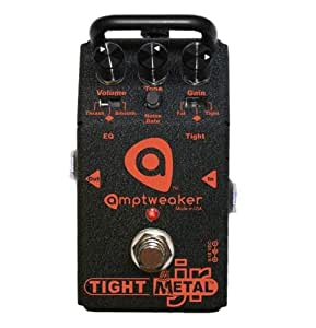 Amptweaker TightMetal Jr. Distortion Effect Pedal