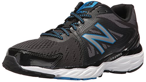 New Balance Men's 680v4 Fitness Shoes Black (Black) fzrTwSV