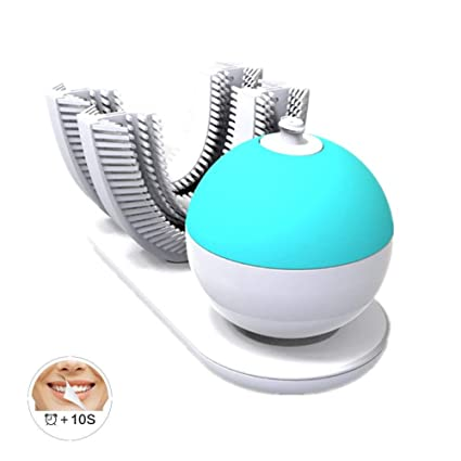 Cepillo De Dientes Perezoso Automático Ultrasónico Eléctrico Adulto Recargable Limpieza Inteligente Dientes Blanqueamiento Artefacto Instrumento De