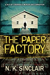 The Paper Factory (Michael Berg Book 1) (English Edition)