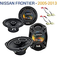 Nissan Frontier 2005-2013 OEM Speaker Upgrade Harmony R69 R65 Package New