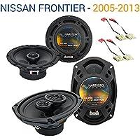 Nissan Frontier 2005-2013 OEM Speaker Upgrade Harmony R69 R65 Package New