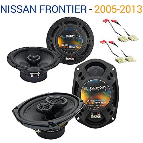 2005-2013 OEM Speaker Upgrade Harmony R69 R65 Package New ()