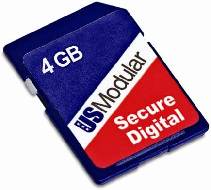 Secure Digital Card 4GB