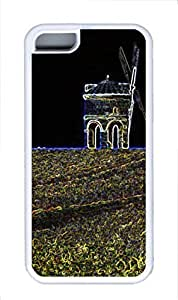 iphone 5C case,custom iphone 5C case,PC Material,Drop Protection,Shock Absorbent,Customize your own cell phone case pattern,white case,The windmill?¡§o??¨¬black?¡§o?