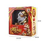 CFZHANG Piggy Bank Money Box Automatic Stealing Coin Monkey Cent Penny With Voice Christmas/Birthday Gift For Kids