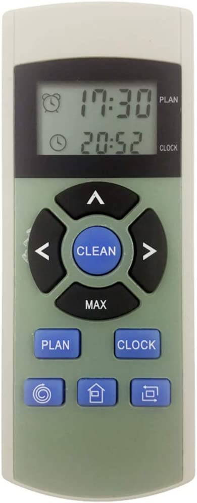 Oyster-Clean Replacement Remote Control RC for ILIFE A4s A4 V5S V5s Pro Series Vacuum Cleaner