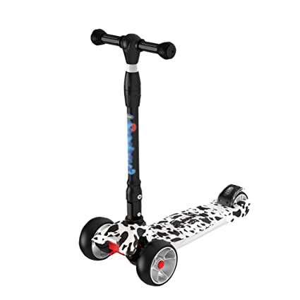 Patinete YXX Scooter Flash Kick Scooter 4 Ruedas para niños ...