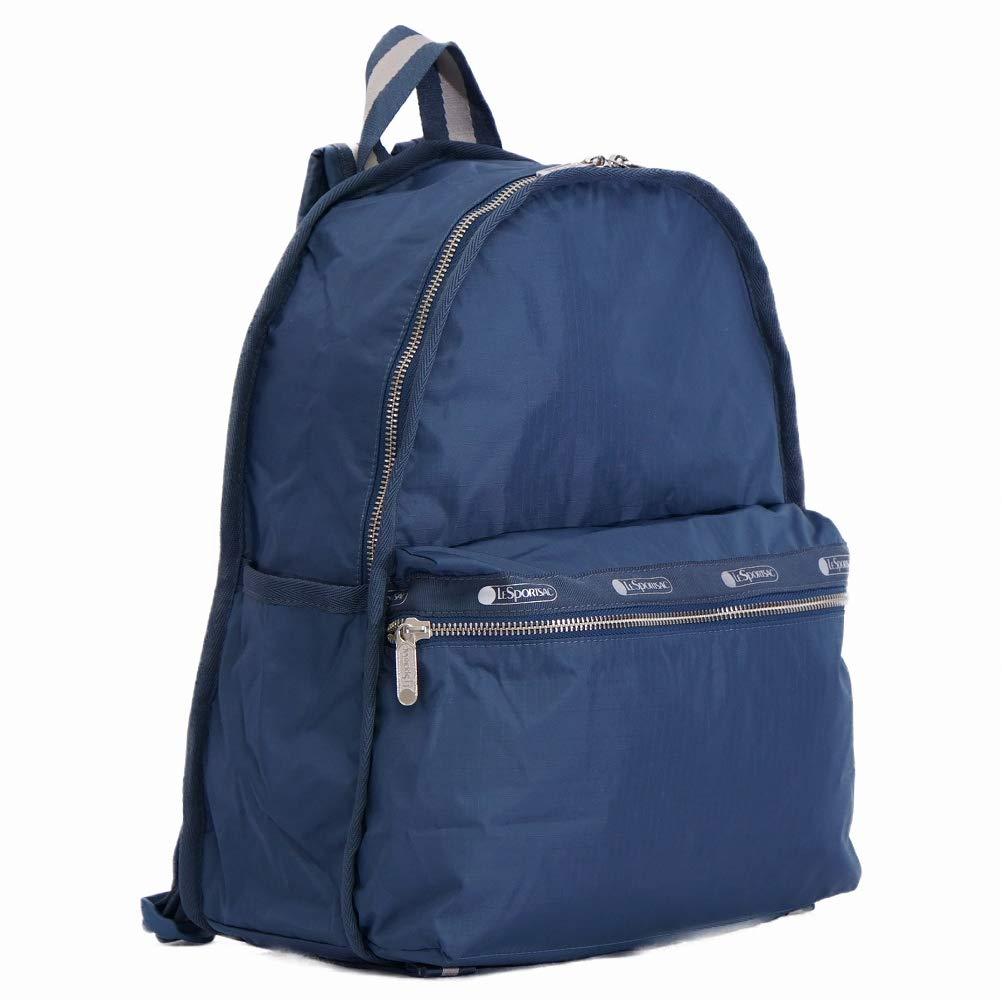 (レスポートサック) LeSportsac リュック BASIC BACKPACK ベーシック バックパック 7812 F245 HERITAGE BLUE レディース [並行輸入品]   B07RGF4RD7