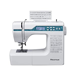 Heureux Sewing Machine Computerized and Quilting Z6