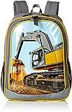 John Deere Kids Boys Girls Child School Backpacks, GREY