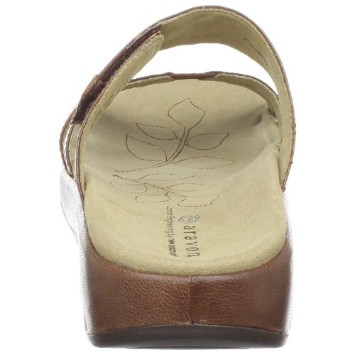 Aravon Mujeres Remy Brown Leather