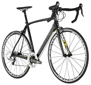 Diamondback 2012 Podium 6 Road Bike (Carbon/Yellow, 50cm)