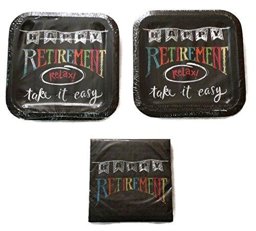 Retirement Chalk 7
