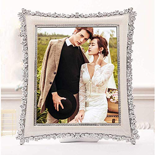 Hyaccc 8x10 Luxury Picture Frame Table Top Display Wedding Photo Frame Perfect For Engagement Wedding Buy Online In Bosnia And Herzegovina At Bosnia Desertcart Com Productid 98389405