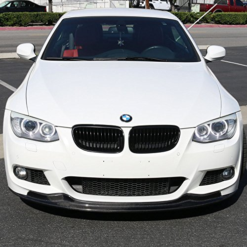 Bmwfort Package Includes: Front Bumper Lip Fits 2011-2013 BMW E92 E93